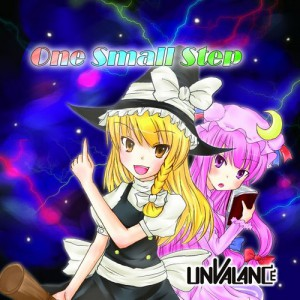 "UNVL0001 ""One Small Step"" ジャケット"