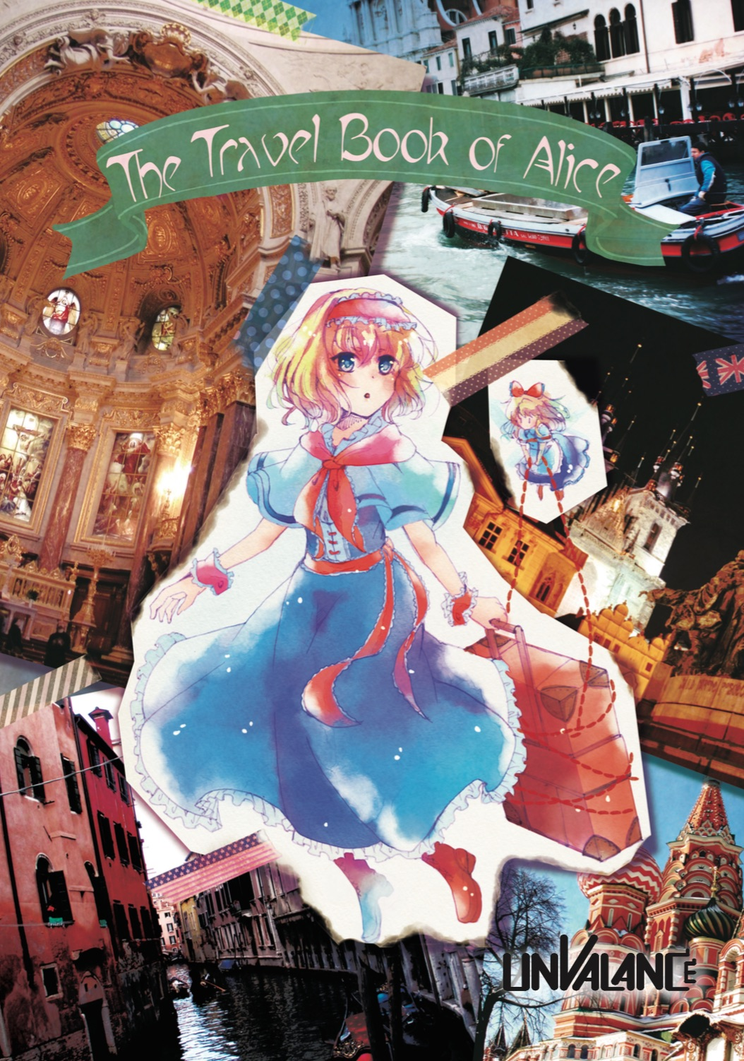 The Travel Book of Alice